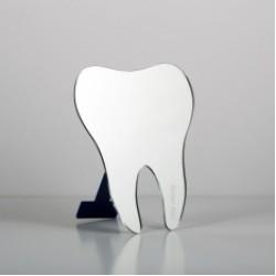 Огледало зъбче със стойка