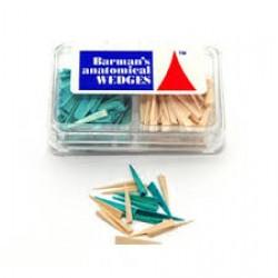 Barman`s Anatomical Wedges / Дървени клинчета - асорти