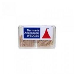 Barman`s Anatomical Wedges / Дървени клинчета - малки