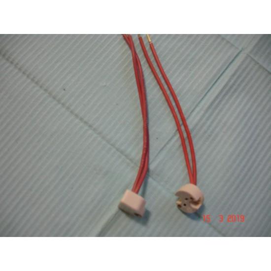 Цокъл керамичен за фотолампа