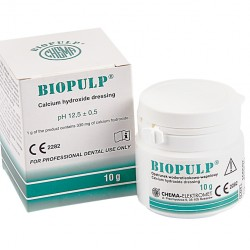 BIOPULP / БИОПУЛП калциево- хидроксидна превръзка