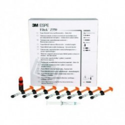Filtek Z250 kit 8 syringes / Филтек Z250 комплект