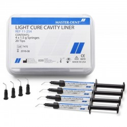 Calcium Hydroxide Cavity Liner - 1.5g