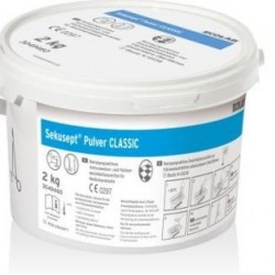 Sekusept Pulver CLASSIC / Секусепт прах 2кг
