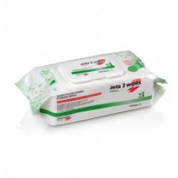 Дезинфекционни кърпи - Zeta 3 Wipes
